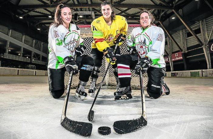 Hockey Hielo: Leticia Abrisqueta (Sumendi) desplaza a Sofia Scilipoti (Majadahonda) como máxima goleadora de la Liga 2019/20