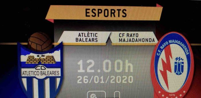 """At. Baleares recibe al Rayo Majadahonda como un rival """"de lo mejor de la categoría"""""""