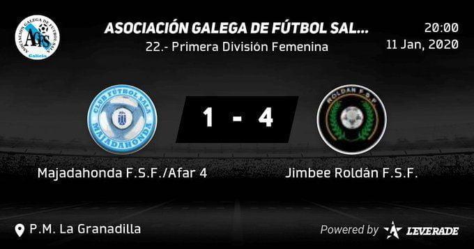 Fútbol Sala Femenino: Majadahonda y Leganés inician la 2ª vuelta con derrotas y anticipan un duelo por el descenso