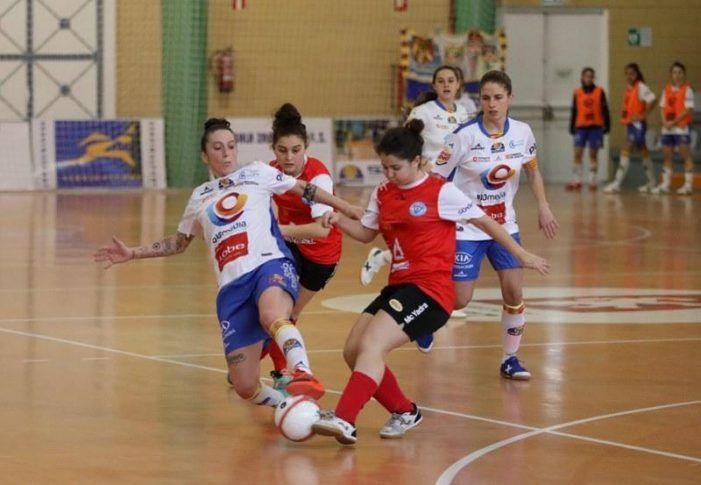 """Fútbol Sala Femenino: el Zaragoza envía al """"infierno"""" del descenso a Majadahonda"""