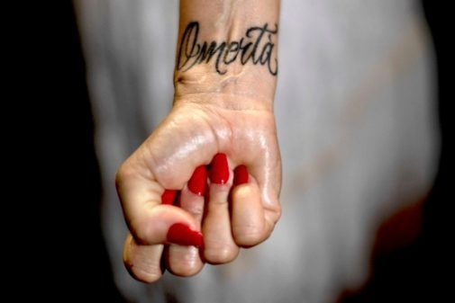 """La """"reina de la coca"""" de Majadahonda se borra su tatuaje: """"Hablaré en el juicio, caí solo por ser pija"""""""