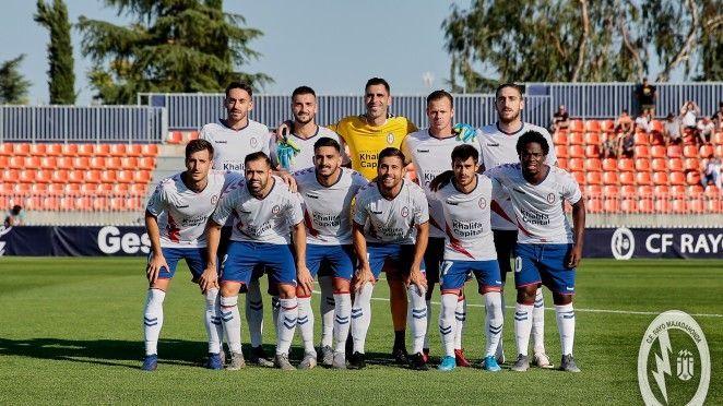 """Rayo Majadahonda jugaría el """"play off"""" de ascenso si la Federación suspende la liga en la 1ª vuelta"""