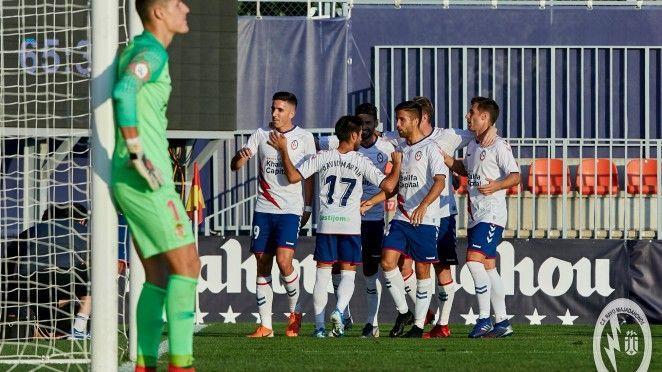 """Sporting de Gijón B  cree ir con """"ventaja"""" ante Rayo Majadahonda"""