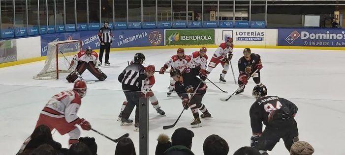 Hockey Hielo Jaca gana al Majadahonda (2-4): crónicas desde Aragón y Alemania