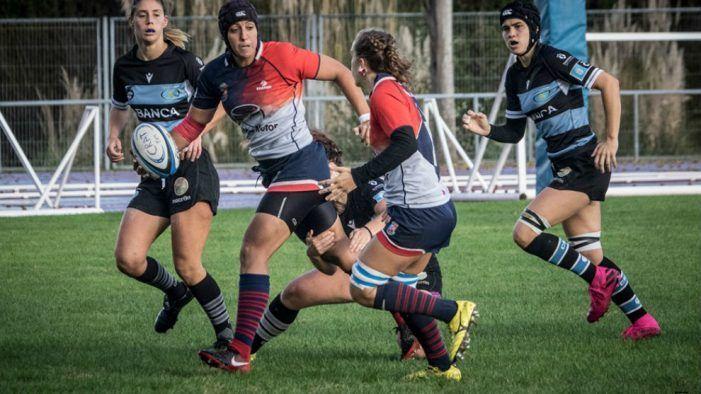 Rugby Femenino: la victoria del Majadahonda y la derrota del Pozuelo ocupan las portadas de la jornada