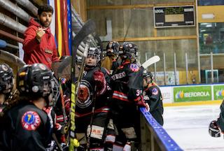 Hockey Hielo Femenino: SAD Majadahonda se proclama campeón de la fase regular y Sofia Scilipoti máxima goleadora