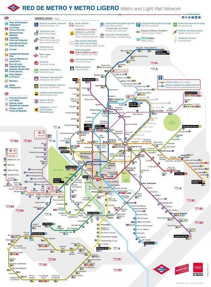 Metro de Madrid deja fuera de sus planes de expansión a Majadahonda, Las Rozas, Boadilla y Pozuelo