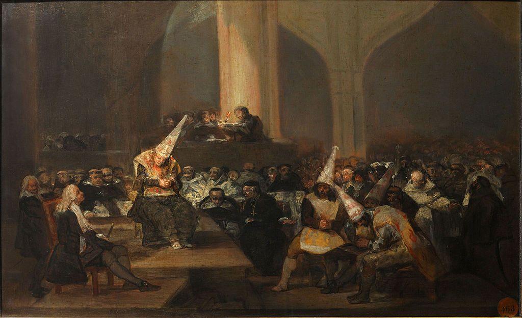 """Historia de la Crueldad: el soborno judicial, el """"ridículo y despreciable"""" condenado y el respeto a la Inquisición (VII)"""