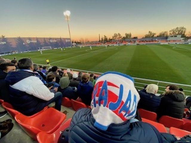 La mala suerte birla al Rayo Majadahonda la Copa del Rey que se bebe el Tenerife de Luis Milla