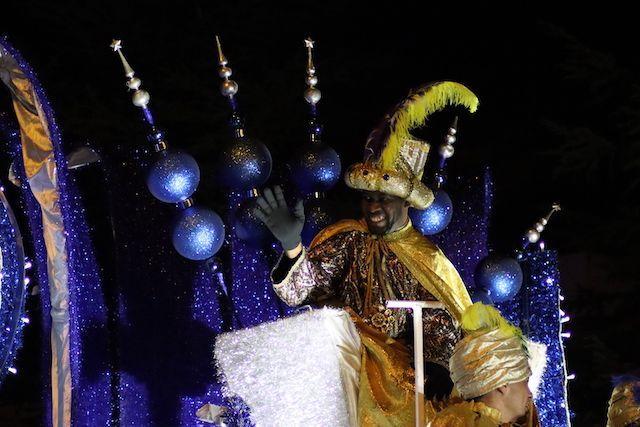 Inolvidables imágenes de la Cabalgata de Reyes de Majadahonda ponen fin a la Navidad 2019/20