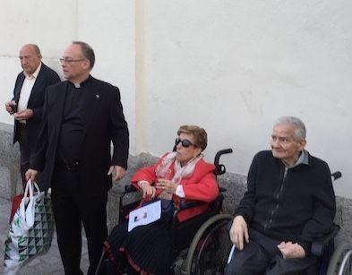 "Fallece en Majadahonda Isabel Ruano, madre del ""padre Paco"" (Santa Catalina)"