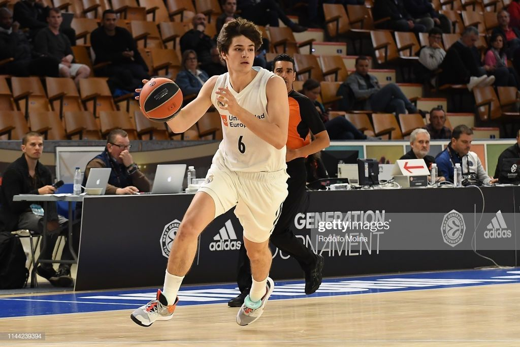 Baloncesto: Javier Ramos-Yzquierdo (Majadahonda) gana la Euroliga en Munich