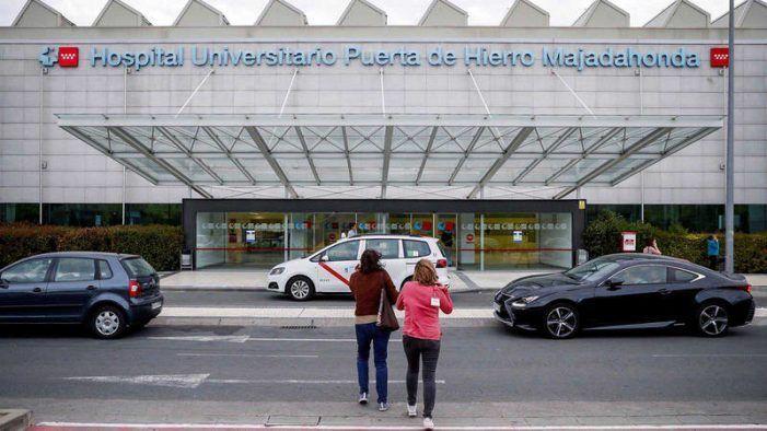 El Hospital Puerta de Hierro Majadahonda no tiene Aislamiento de Alto Nivel para atajar el virus chino