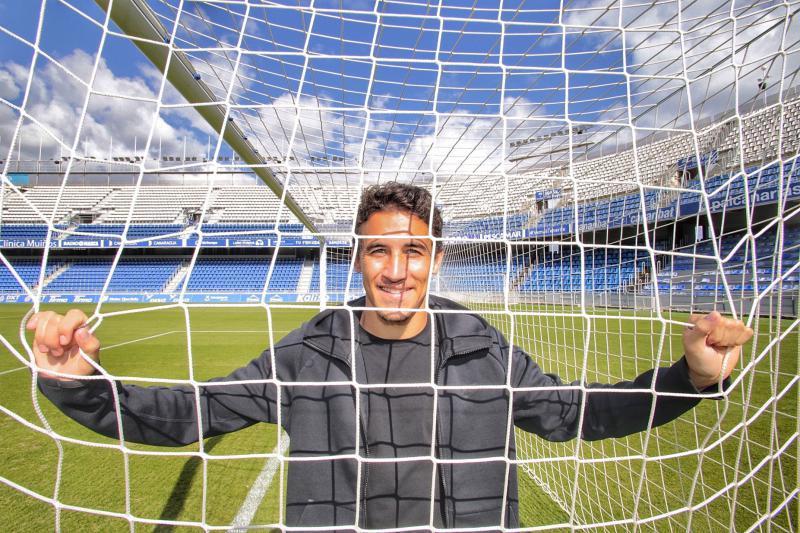 """Milla """"estalla"""" antes del Rayo Majadahonda: """"El CD Tenerife no cumple sus promesas, de este club me espero ya cualquier cosa"""""""
