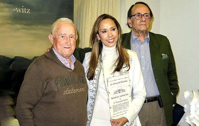 """La escritora colombiana Paula Espinosa (El Plantío) comparte su """"espiritualidad"""" en la Casa de Mayores de Villalba (Fundación Koplowitz)"""