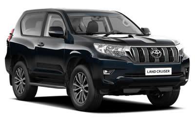 Roban en Majadahonda otro Toyota Land Cruiser y un Seat León en menos de 1 semana