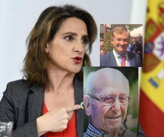 """Pedroche y Babot: """"La ministra de Majadahonda y sus políticas medioambientales y laborales"""""""