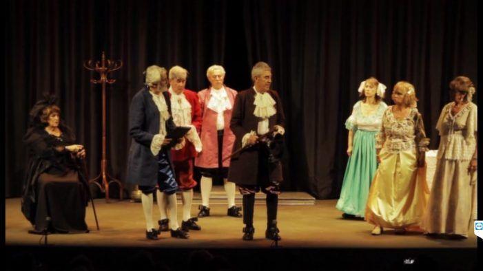 """El Teatro de Mayores Reina Sofía de Majadahonda prepara la representación de """"La Casa de Quirós"""" de Arniches"""