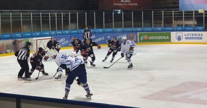 """Hockey Hielo: Txuri Urdin saca del """"play off"""" al Majadahonda con una victoria en La Nevera (0-2)"""