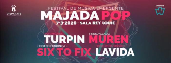 Nace Majadapop 2020, primer festival independiente con rock e indie y sin ayudas