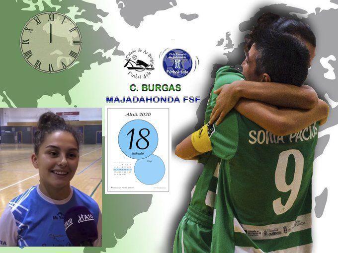 Fútbol Sala Femenino: Cidade Orense cree que el descenso se decidirá en su casa contra el Majadahonda