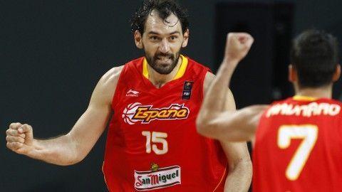 """Baloncesto: Garbajosa habla en Majadahonda sobre """"los valores de la selección española"""" y su relación con Kobe Bryant"""