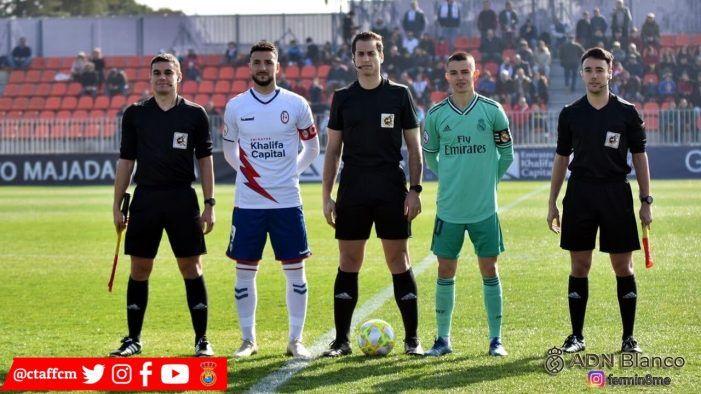 """Charlie Dean, """"July"""" Mvondo y Moyita, MVPs del Rayo Majadahonda frente al Castilla: Las Rozas e Inter Boadilla también empatan"""