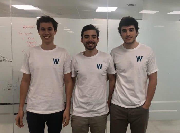 """Tres jóvenes lanzan """"Webel"""" en Majadahonda, Pozuelo, Las Rozas y Boadilla, una """"start-up"""" de servicios a domicilio"""