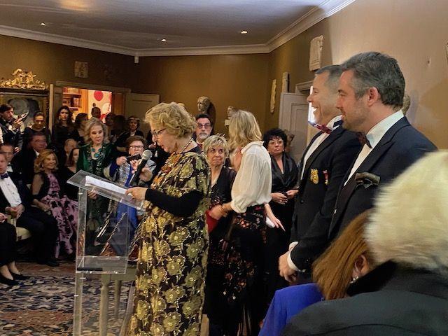 """El Gotha madrileño acude al Plantío con los Premios Mayte Spínola """"lejos de políticos"""" y """"cerca del espíritu emprendedor"""""""