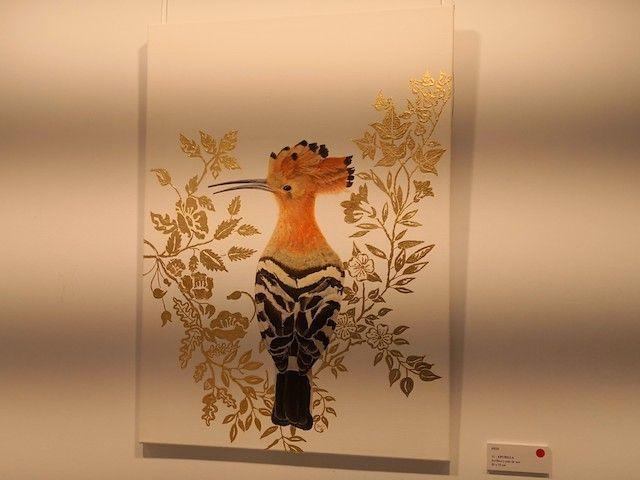 """Cuatro mujeres artistas elevan las aves a categoría artística con su exposición """"Aladas"""" en Majadahonda"""