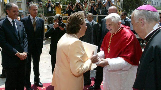 """Pepe Peñas (ex PP Majadahonda), testigo """"especial"""" del juicio contra la Gürtel en Valencia por engañar a la Iglesia y robar en la visita del Papa"""