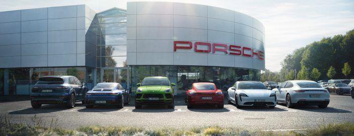 Hospital Puerta de Hierro Majadahonda alquiló a Porsche una planta del parking mientras no hay sitio para aparcar en la calle