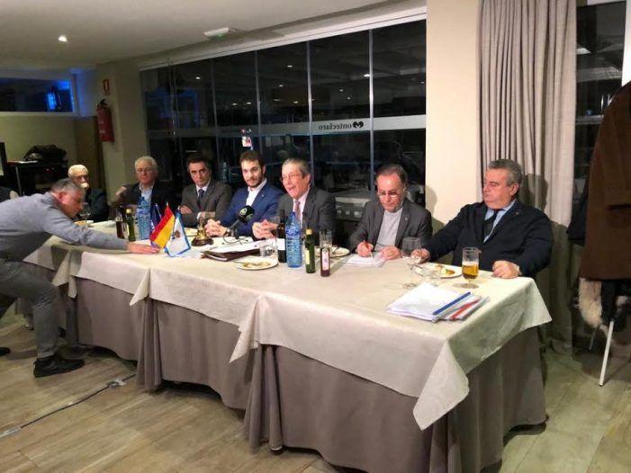 """Mayor Zaragoza (Rotary Majadahonda): """"Las nuevas tecnologías hacen el conocimiento más accesible que nunca"""""""