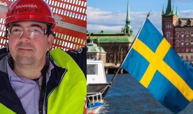 """La """"crisis del coronavirus"""" vivida desde Suecia por un arquitecto de Majadahonda"""