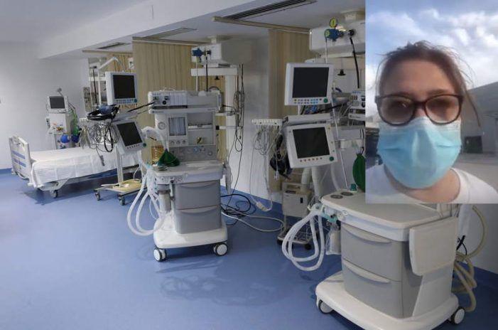 """Faltan respiradores en Puerta de Hierro Majadahonda: """"30 pacientes diarios en urgencias y solo dos negativos"""""""