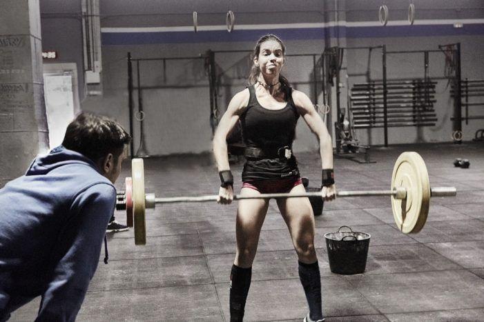 """Una atleta de CrossFit de Majadahonda escribe un libro y triunfa en internet: """"Cuando crees que no puedes"""""""