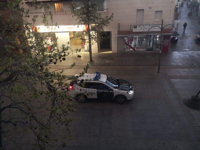Guardia Civil devuelve los aplausos a los vecinos que los ovacionaron por Majadahonda