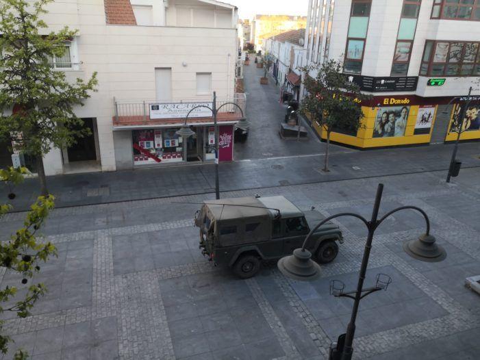 El Ejército acude a Majadahonda por segunda vez y desinfecta 5 residencias del Oeste de Madrid