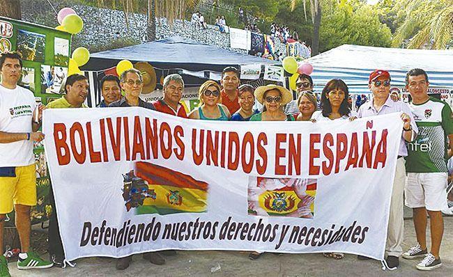 La comunidad boliviana de Majadahonda teme que el frío y la lluvia aumenten los casos de gripe por coronavirus