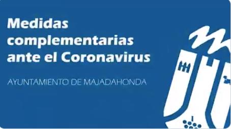 Ayuntamiento de Majadahonda y coronavirus: demasiado poco y demasiado tarde
