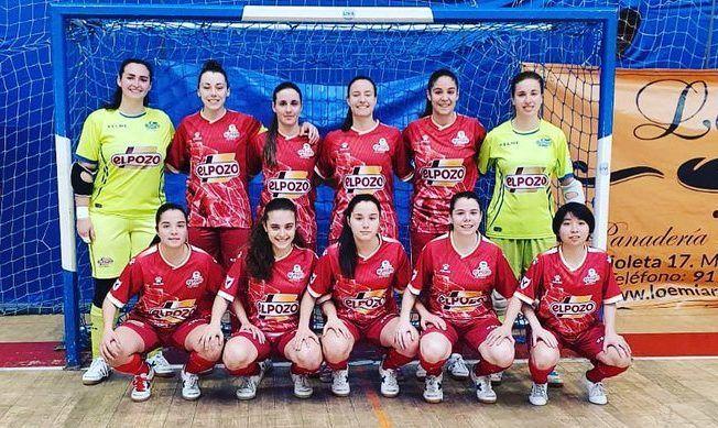 Fútbol Sala Femenino: punto de oro del Majadahonda en Murcia que puede hacer bueno si vence después al Bilbo