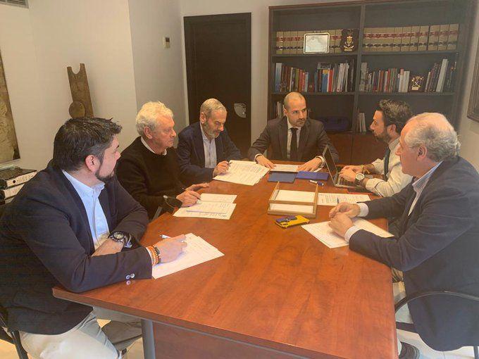 """Manuel Fort (PSOE): """"Los portavoces municipales de Majadahonda nos hemos reunido vía Skype y hemos hecho propuestas"""""""