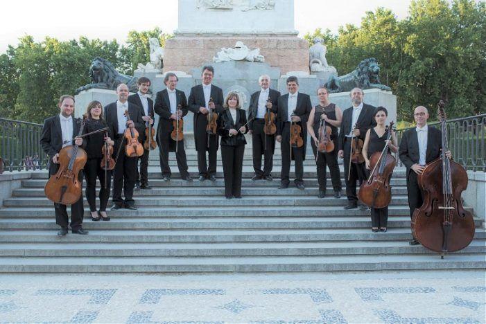 """La Orquesta de Cámara """"Villa de Madrid"""" visitará Majadahonda para dar un concierto humanitario en favor de Venezuela"""