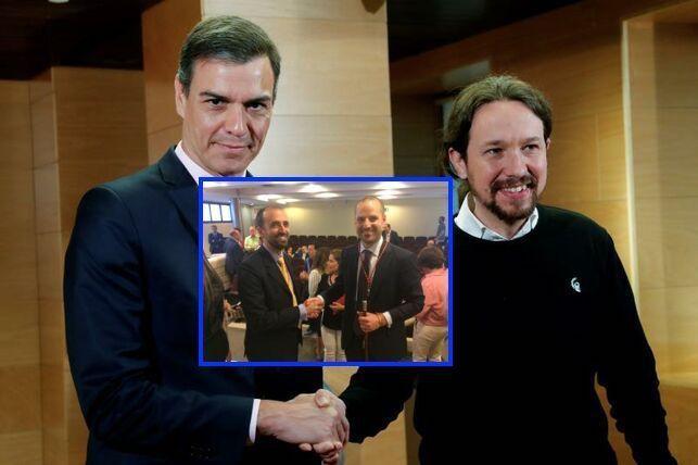 """Babot Vizcaíno: decepcionantes """"dobles parejas"""" en Moncloa y Majadahonda con la crisis del coronavirus"""