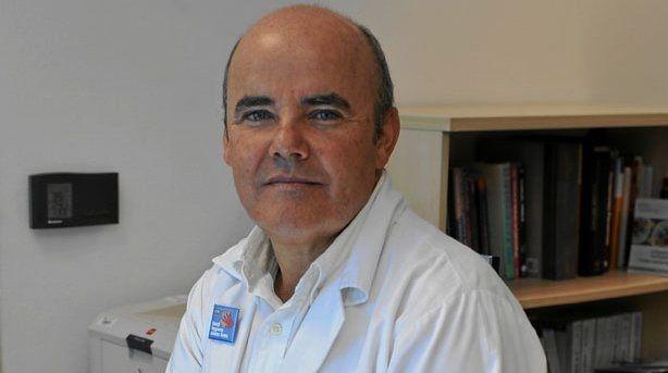 """Dr. Angel Asensio (Puerta de Hierro Majadahonda): """"el peligro de transmisión es mayor cuando la enfermedad ha avanzado"""""""
