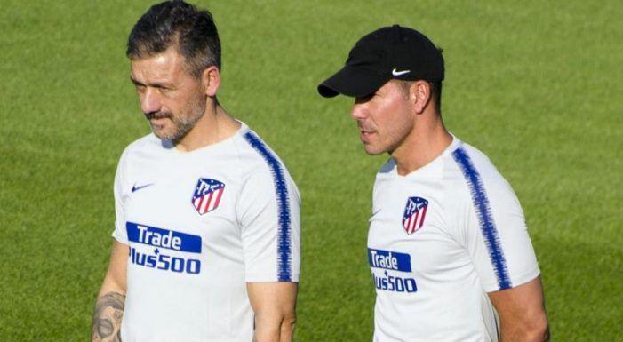 """El ex futbolista argentino Nelson Vivas desde Majadahonda tras fichar por At. Madrid: """"No hay caos ni desabastecimiento"""""""