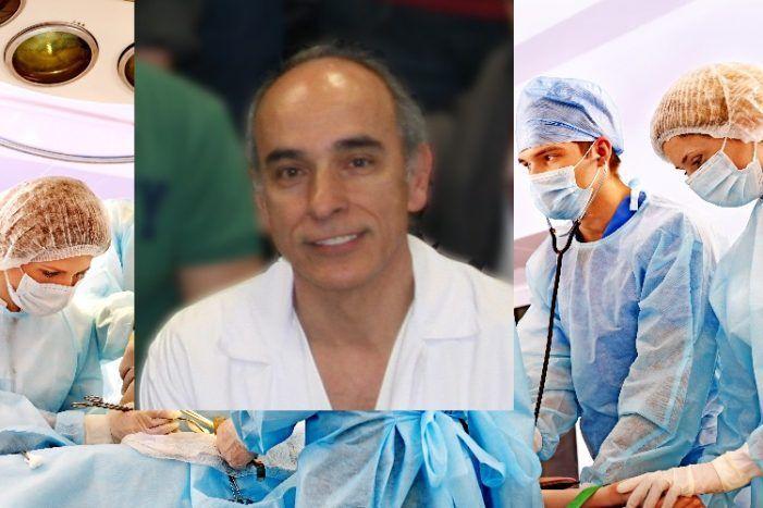 """""""Mis ángeles blancos"""":  Dr. Juan José Rubio, jefe de cuidados intensivos del Hospital Puerta de Hierro de Majadahonda"""