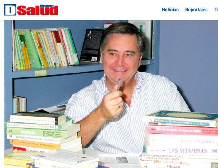 """La revista que cuestiona los métodos de tratamiento del """"coronavirus"""" está en Majadahonda"""