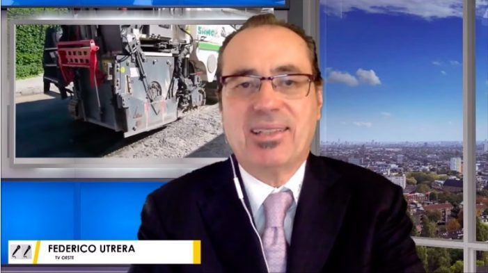 """TV Oeste: farmaceutica contagiada, """"asfalto contra el coronavirus"""", alcaldes y mascarillas, lista de 27 sanatorios en 10 municipios"""