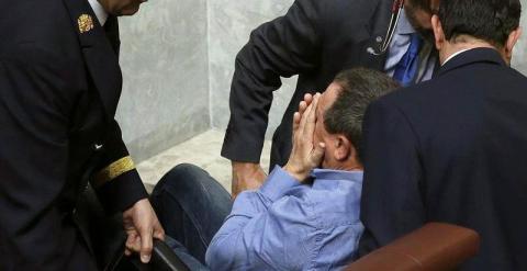 """Babot: """"En Majadahonda vestimos bastante normalito pero en el Congreso algunos lo hacen sin decencia"""""""